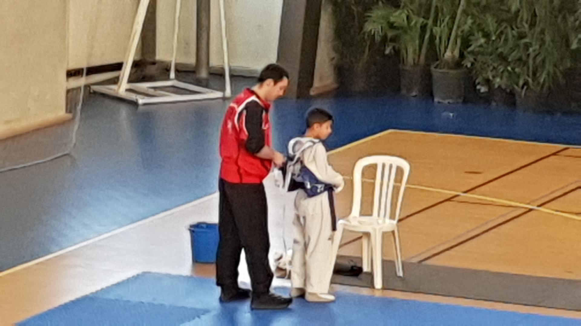Compétition Taekwondo 태권도