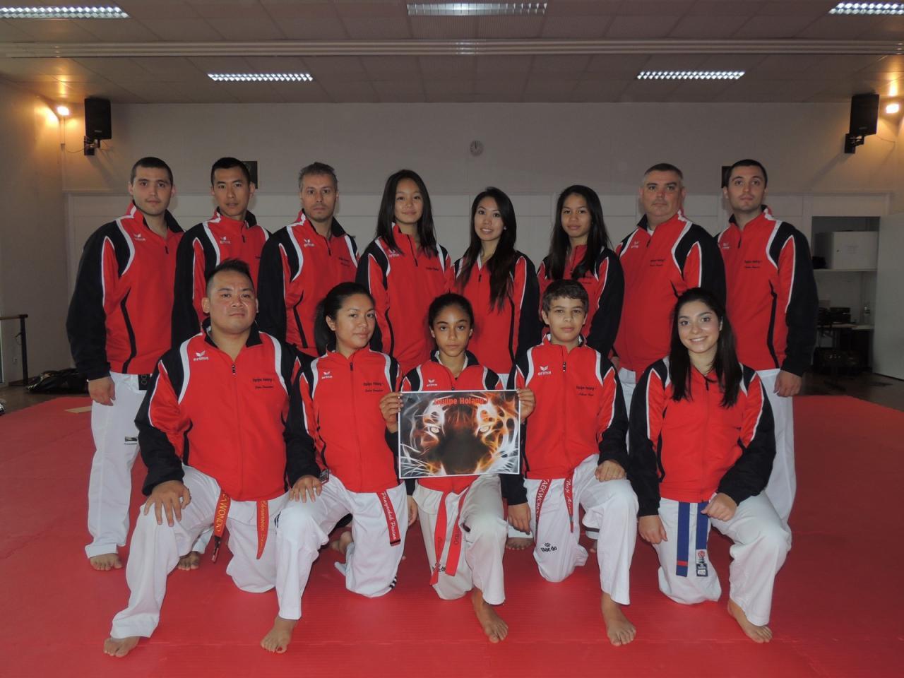 Equipe Holang-i