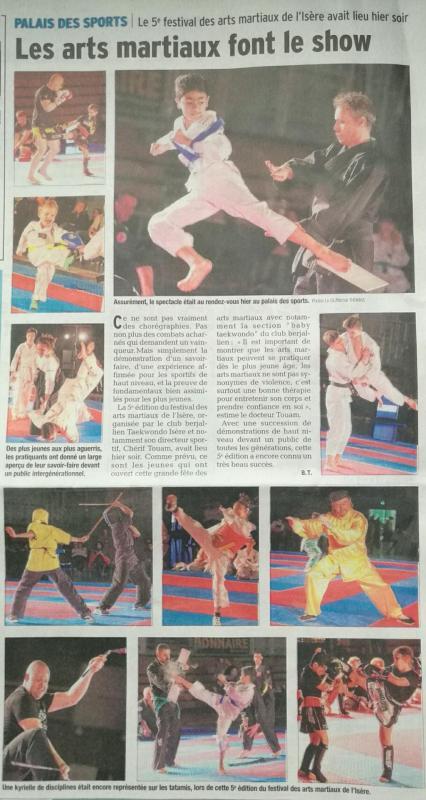 Festival des arts martiaux 2018