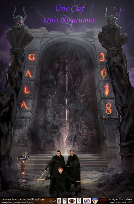 Gala 2018 final